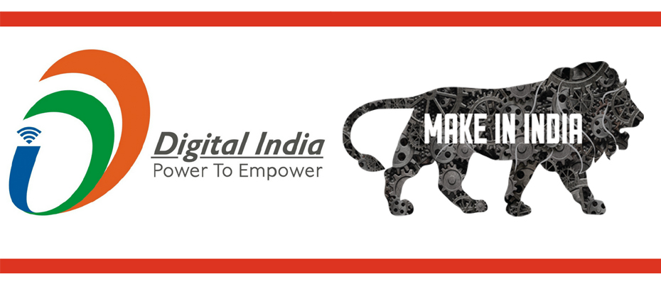 web internship digital india